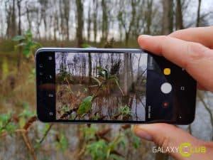 Galaxy A8 review camera