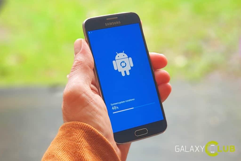 galaxy-s6-update-1024x686 Samsung Galaxy S6 januari update rolt uit in Nederland