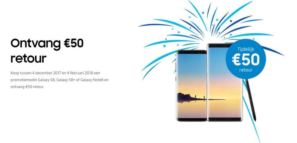 galaxy-s8-50e-cashback-verlengd-1024x494 Tip: Galaxy S8 cashback: € 50,- retour na aanschaf (update: alleen dit weekend nog!)
