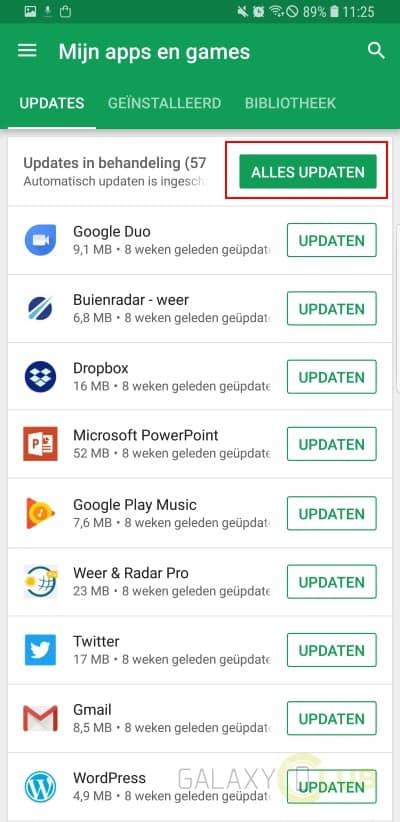 galaxy-s8-apps-updaten-3 Tip: jouw Galaxy (S8) voorbereiden op de Android 8.0 Oreo update