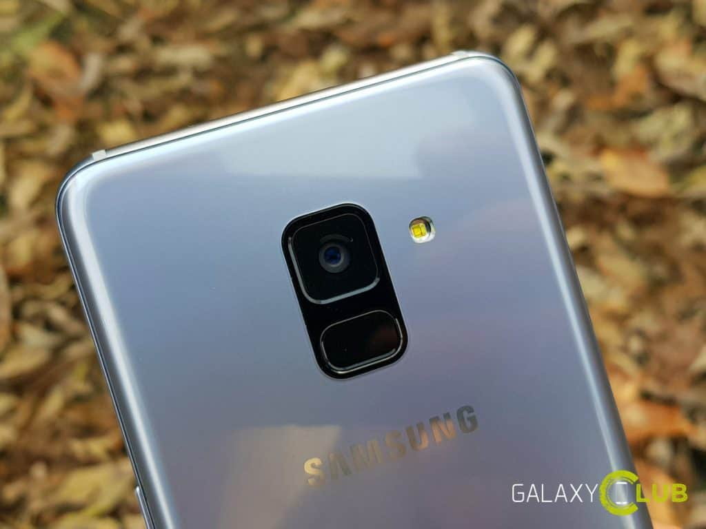samsung galaxy a8 update november 2019