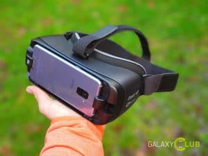 Galaxy A8 review gear vr