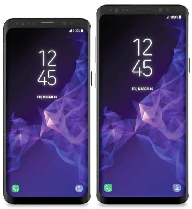 samsung-galaxy-s9 Verschillende Galaxy S9 versies, verschillende prestaties: grote kloof