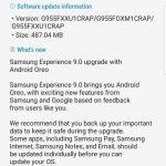 Officiële Android 8.0 Oreo update Galaxy S8 van start (op beta-toestellen)