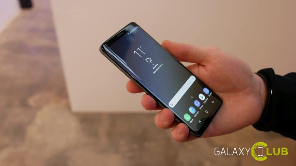 samsung galaxy s9 hands on 8