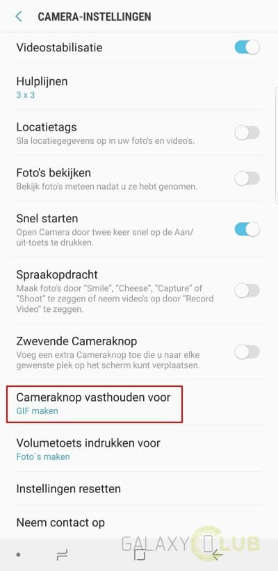 galaxy-s9-camera-gif-maken-1-1 Galaxy S9 (Plus) camera tips: zo maak je de mooiste foto's