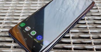 Eerste Galaxy S9 update rolt uit in Nederland: camera en beveiliging verbeterd