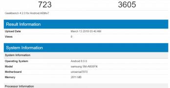 Samsung Galaxy A6 in de maak? SM-A600FN en SM-A605FN duiken op