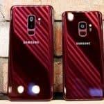 samsung galaxy s9 rood foto 4