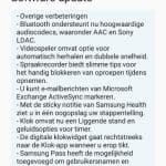 galaxy a3 2017 android 8.0 oreo update nederland changelog 7