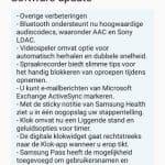 galaxy a3 2017 android 8.0 oreo update nederland changelog 7