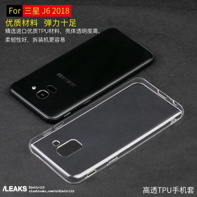 Is Dit Een Afbeelding Van De Samsung Galaxy J6 (2018)?