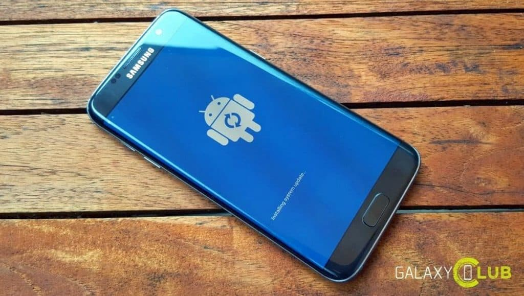 samsung galaxy s7 update mei 2019