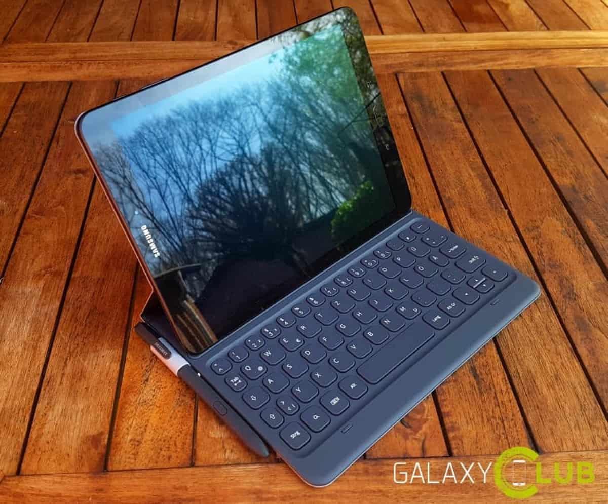op groothandel beste keuze goedkoop Komst Samsung Galaxy Tab S4 nu definitief bevestigd
