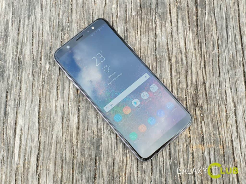 galaxy a6 review