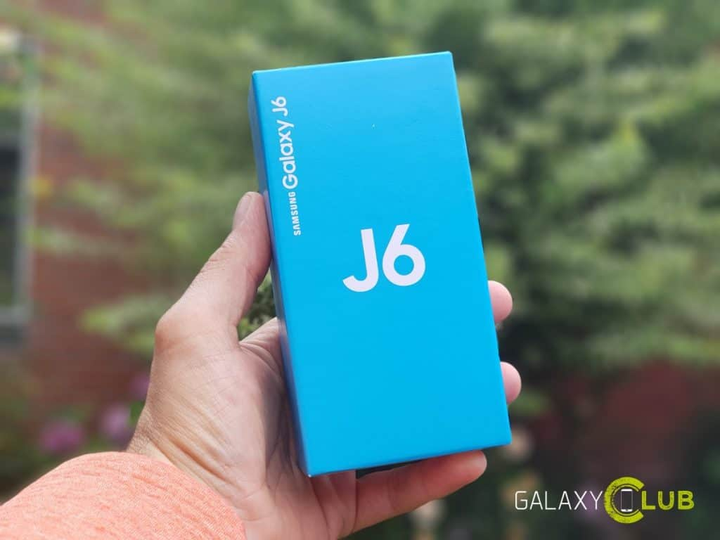 galaxy j6 review 1