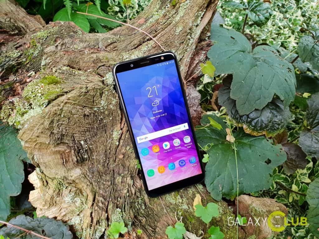 galaxy j6 review 2