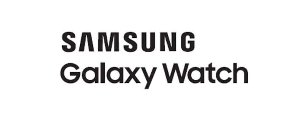 samsung galaxy watch logo