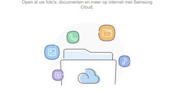 samsung cloud beheren browser