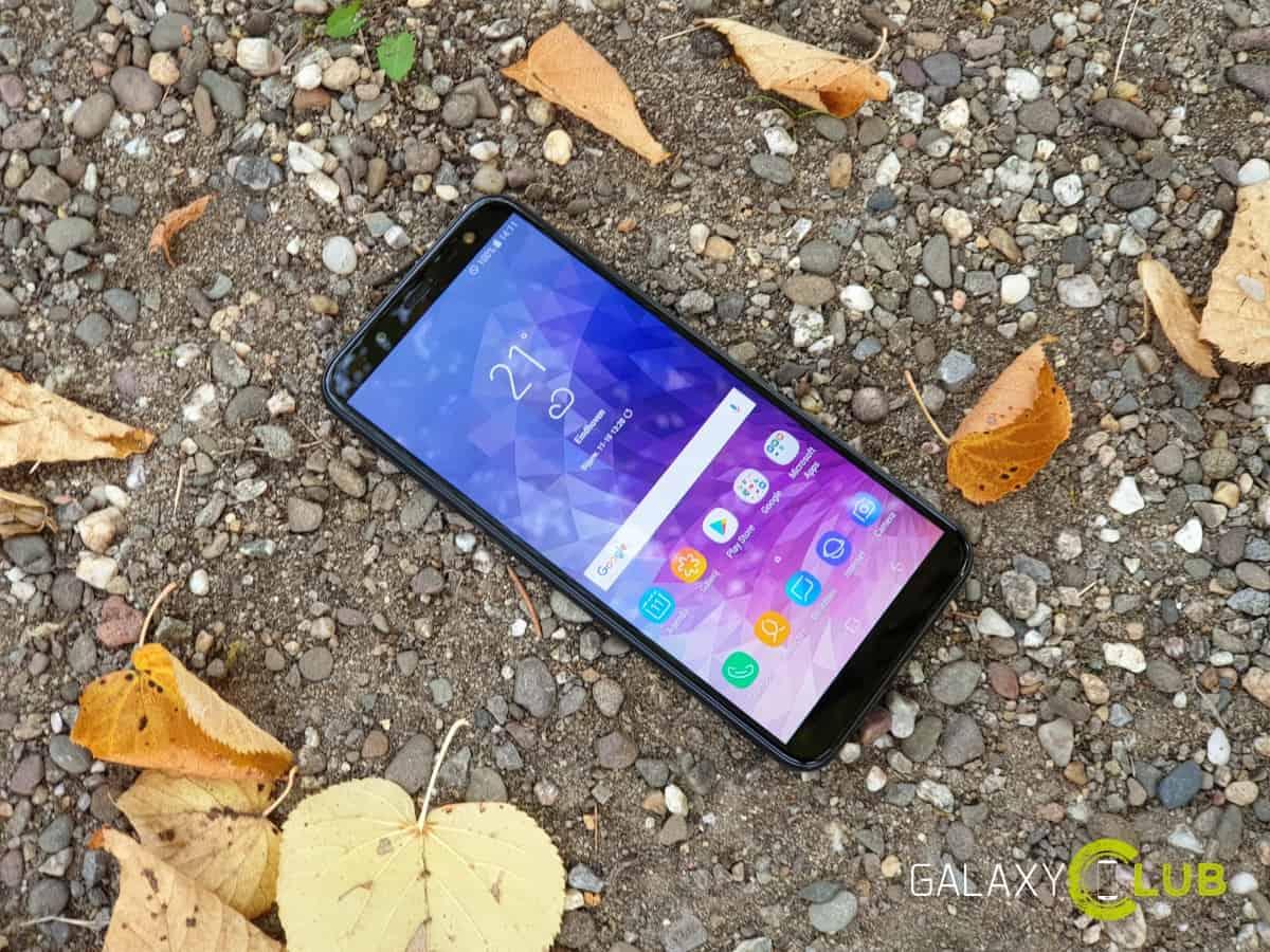 Samsung Galaxy J6 Specificaties Sm J600fn Galaxy Club