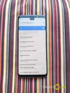 samsung galaxy s9 met notch