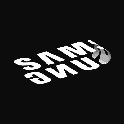 samsung opvouwbaar logo