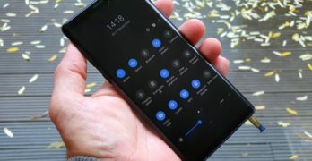 samsung galaxy note 9 android 9 pie update nederland