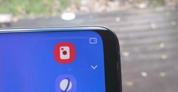 samsung galaxy s9 android 9.0 pie schermrotatie