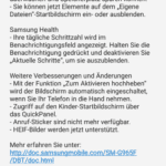 galaxy s9 officiele android 9.0 changelist duitsland 4