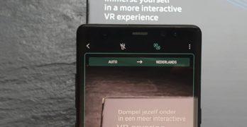 samsung galaxy: tekst vertalen met bixby vision
