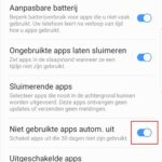 galaxy s8 s9 android 9.0 tip optimalisatie apps 5