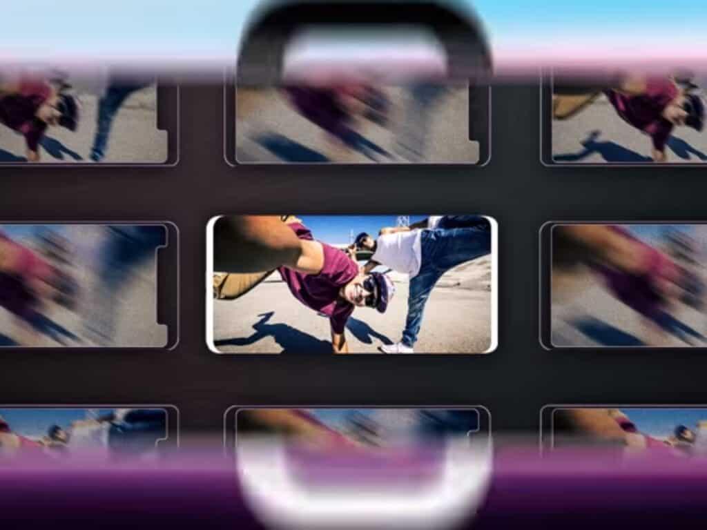 Samsung Galaxy S10 cámara frontal con OIS