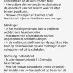 samsung galaxy note 8 update android 9 pie nederland changelog 2