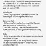 samsung galaxy note 8 update android 9 pie nederland changelog 3