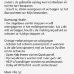 samsung galaxy note 8 update android 9 pie nederland changelog 4