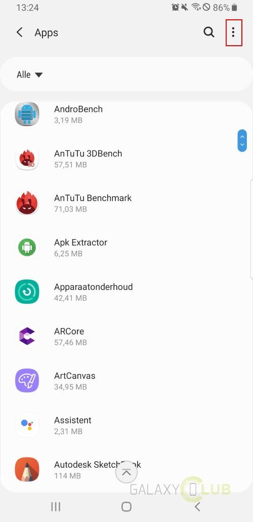 galaxy android 9 update bugs app cache wissen 2