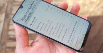 Samsung Galaxy A50 benchmarks met Exynos 9610