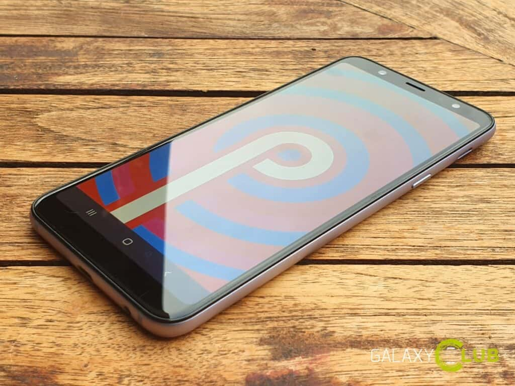 samsung galaxy a6 update naar android 9 pie in nederland