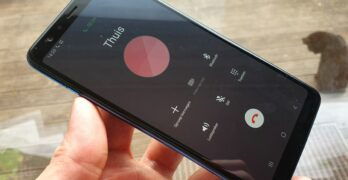 samsung galaxy a7 update android 9 probleem bellen langzaam internet