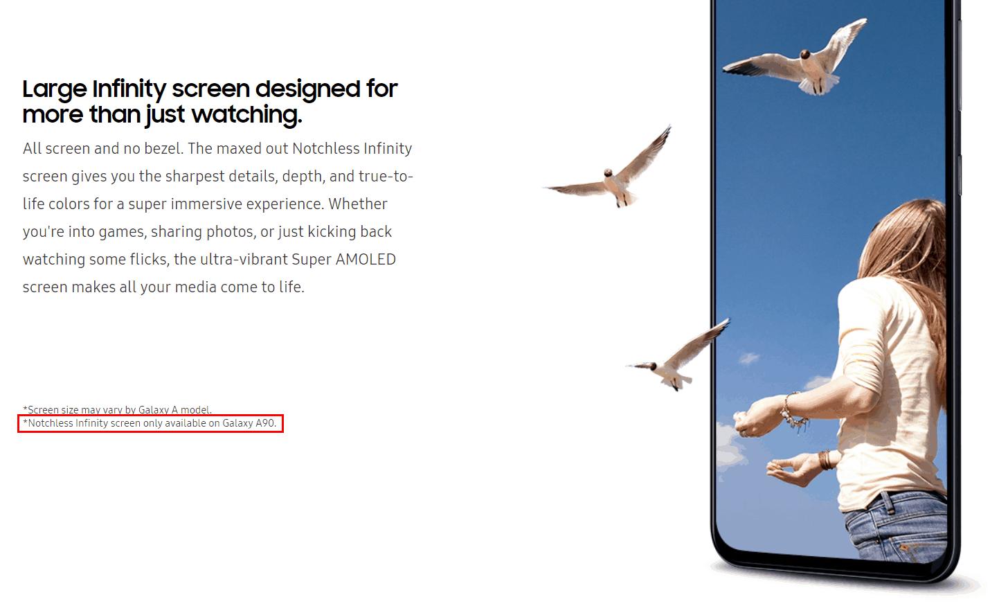 Samsung Indonesia Indikasikan Galaxy A90 Bawa Kamera Pop-Up