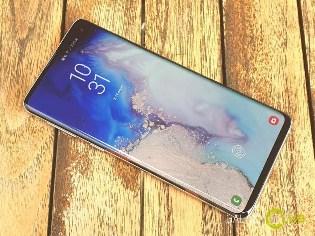 Samsung Galaxy S10 tips, instellen