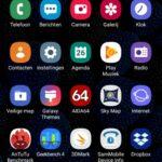 galaxy j6 met android 9 screenshot 2