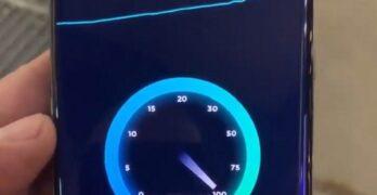 samsung galaxy s10 5g internet snelheid