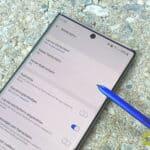 samsung galaxy note 10 tips instellen scherm apps raster navigatiebalk