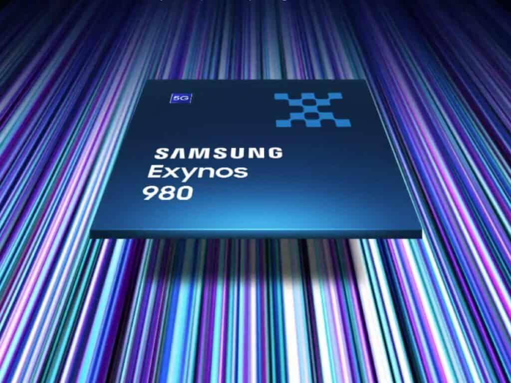 samsung exynos 980 5g soc
