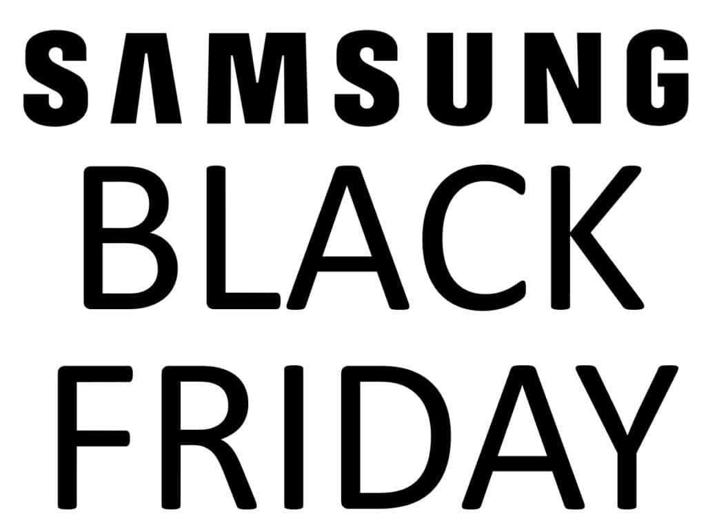 samsung black friday en cyber monday tips