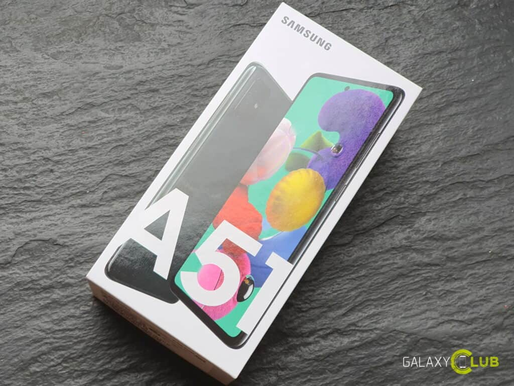 samsung galaxy a51 review doos