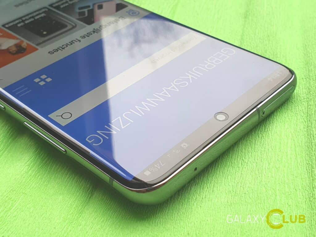 samsung galaxy s20 fan edition batterij capaciteit