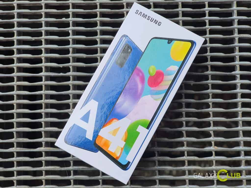 samsung galaxy a41 review 5