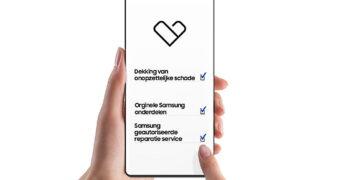 samsung galaxy s20 met gratis care+ verzekering